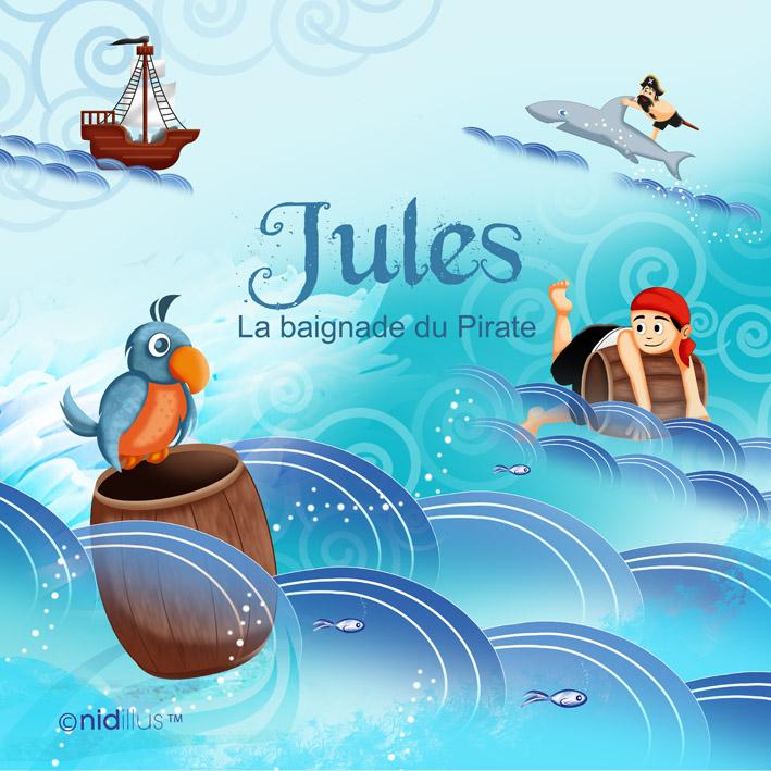 nidillus coupon pirate et sirene jules 72