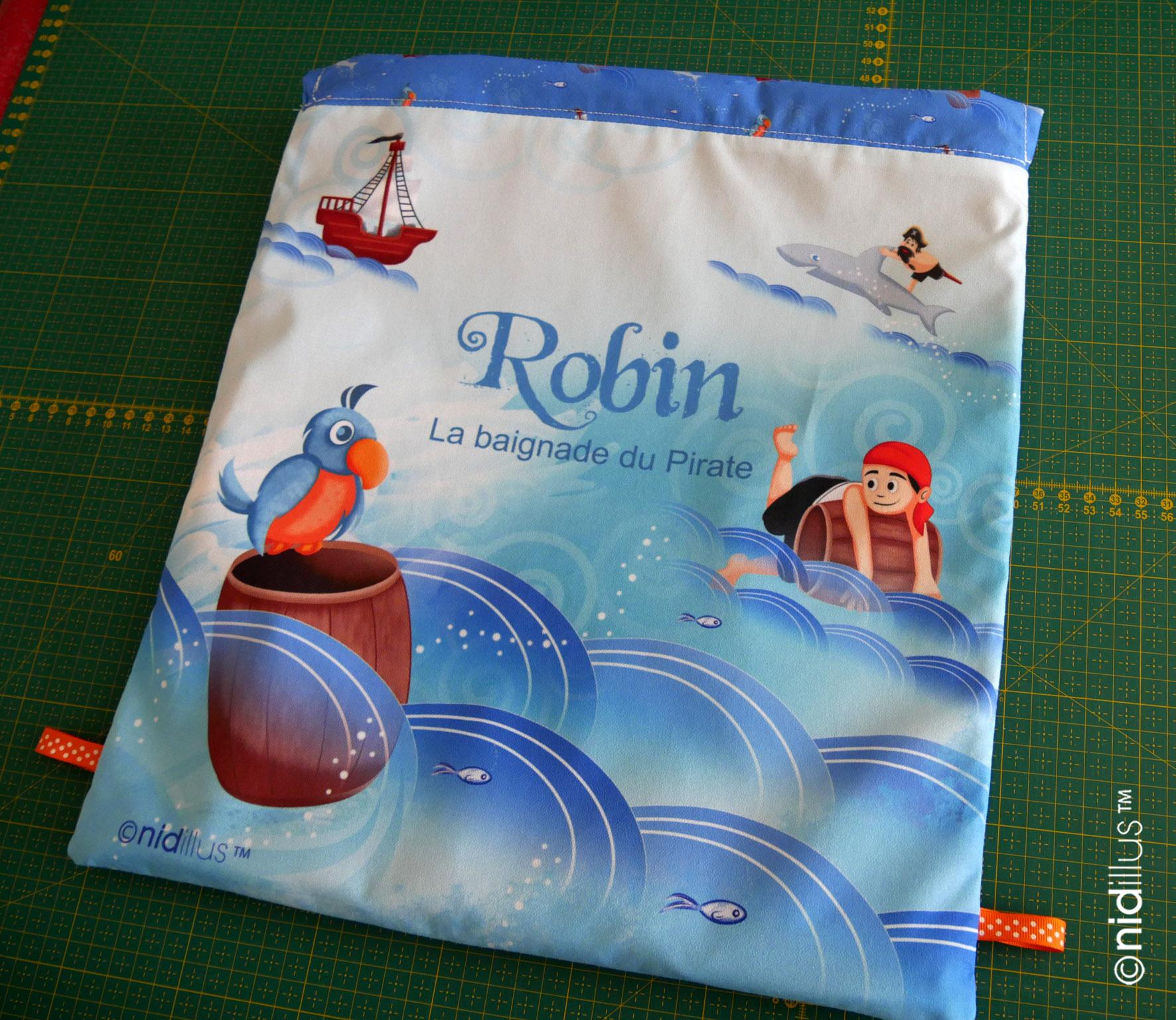 tuto sac piscine coupon tissu illustre nidillus35
