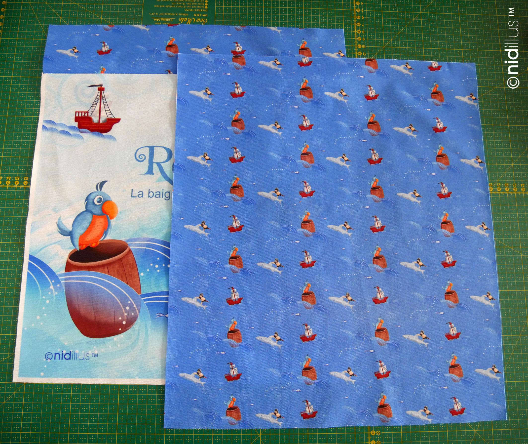 tuto sac piscine coupon tissu illustre nidillus6