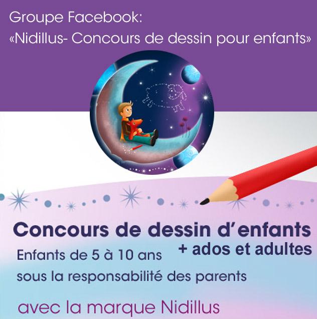 Concours De Dessin Pour Les Enfants Confines Ados Et Adultes Le Blog De Nidillus