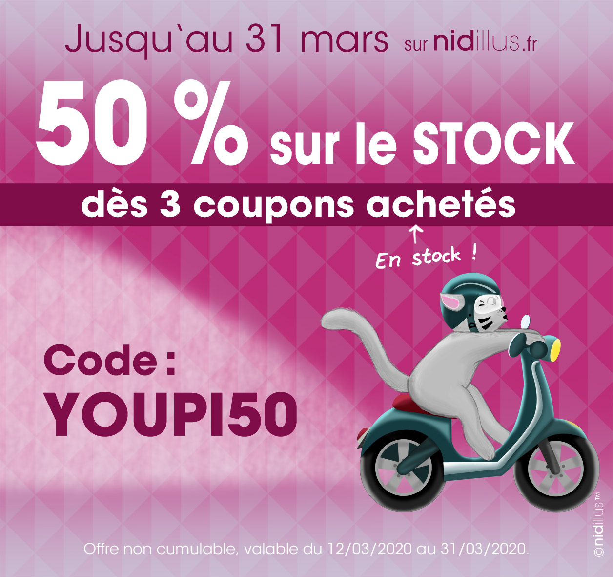 promo code youpi50